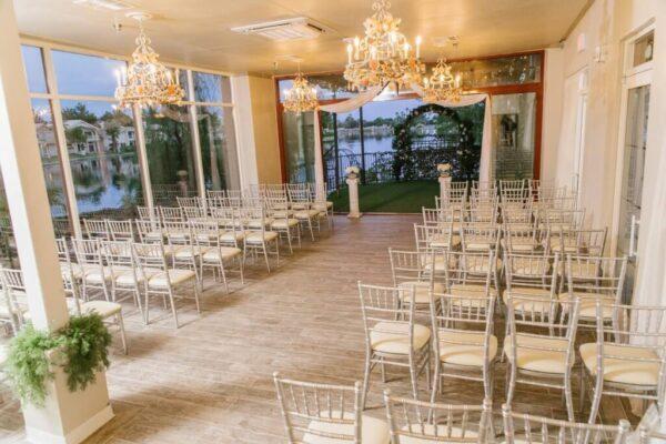 Best Las Vegas Indoor Chapel with Outdoor Ceremony Option Near the Vegas Strip