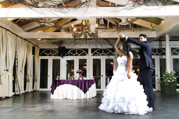 Swan Garden All Inclusive Las Vegas Gazebo Wedding Venue Packages for Ceremony and Reception