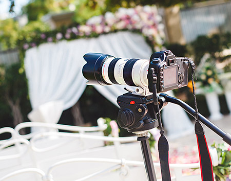 Professional Photographer Included in Our Las Vegas Ceremony and Reception Venue Package