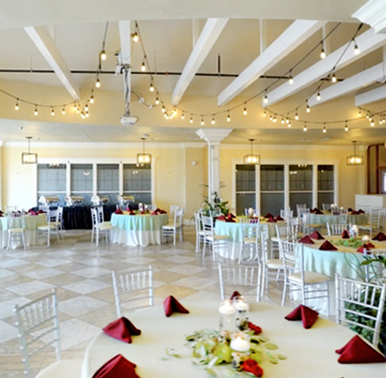 Las Vegas Reception Hall Venue Packages at Lakeside Weddings and Events
