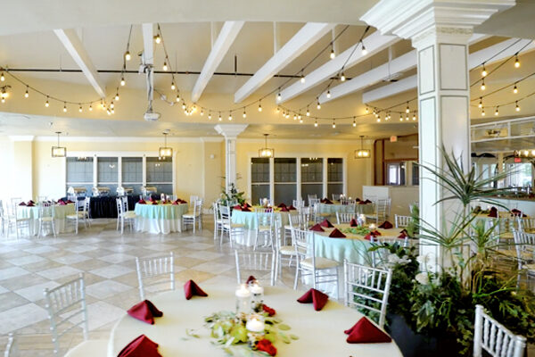Grand Atrium Las Vegas Reception Only Venues and Packages with Lake Views