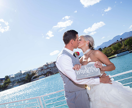 Las Vegas Wedding Venue Planning Ideas for Ceremony and Receptions Near Downtown Vegas