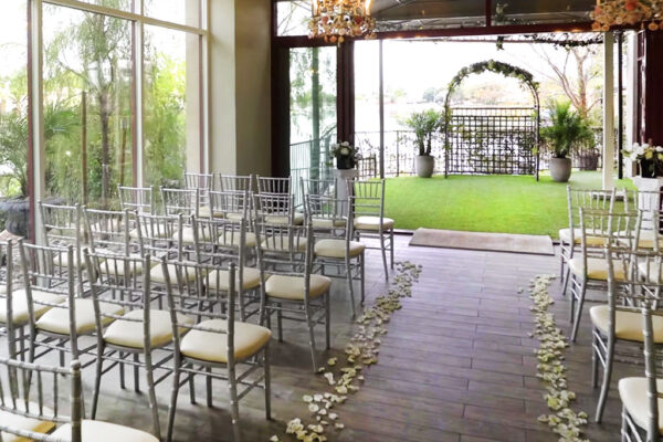 Traditional Wedding Chapel in Las Vegas with Reception Hall Venue Package Options