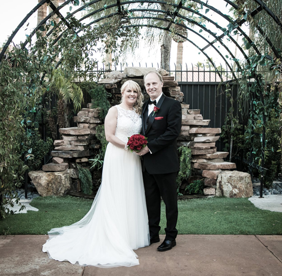 Las Vegas Gazebo Wedding Venue with All Inclusive and Ceremony Only Packages