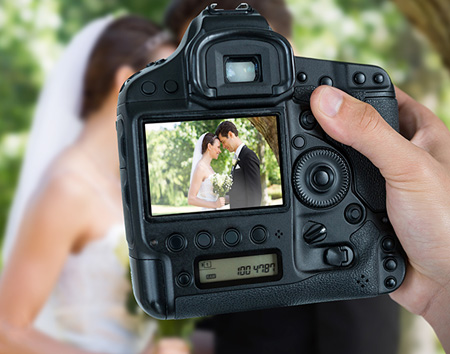 Wedding and Reception Venue Packages Near Downtown Las Vegas with Photography Services