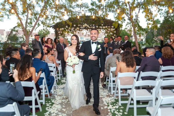 The Best Outdoor Las Vegas Wedding Venues - Ceremony Only and All Inclusive Packages